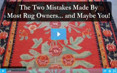Mistakes Rug Owners Make