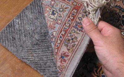 Do I need a pad under my area rug?