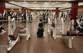 Spas and Gyms