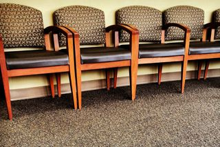 Medical Offices Waiting Area